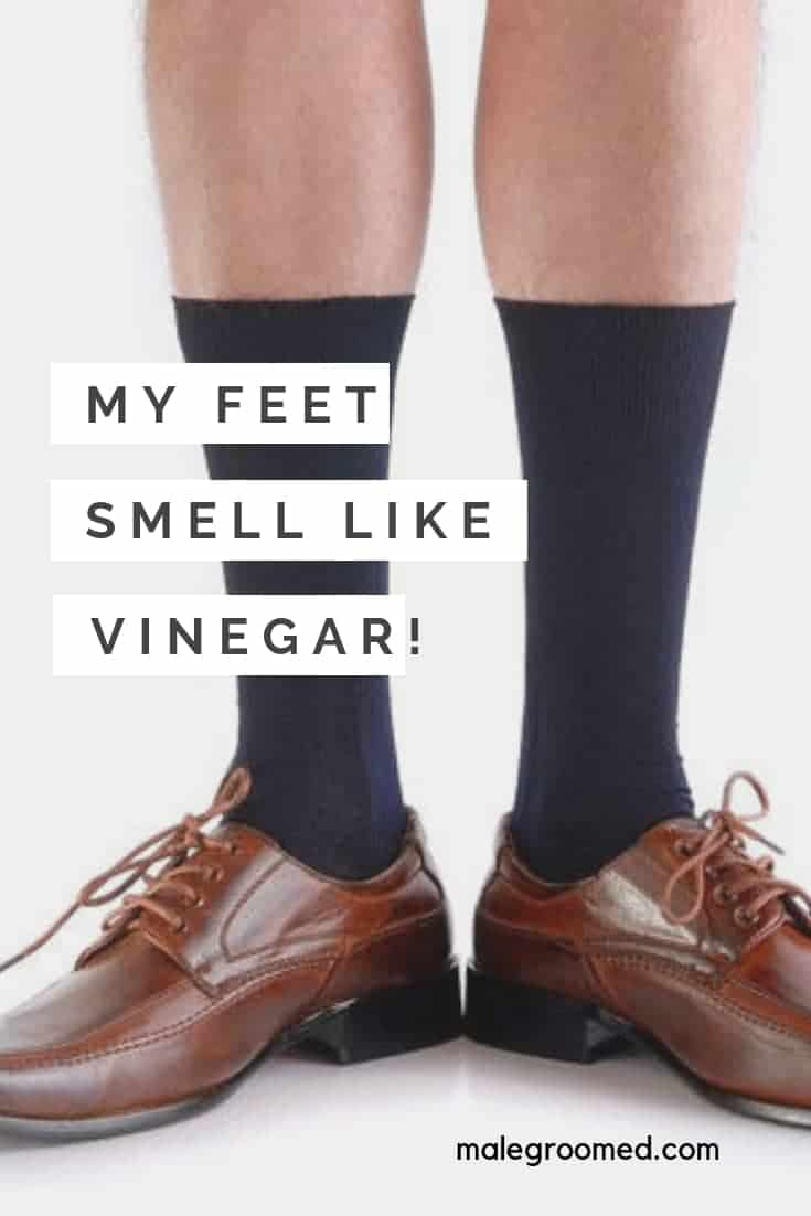 Why Do My Feet Smell Like Vinegar? It is not What you Think